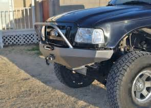 Ford Ranger Aftermarket Front Bumper Lets See Your Custom Front Bumpers Ranger Forums The