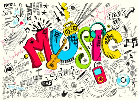 imagenes hermosas musicales im 225 genes de m 250 sica para portadas o perfiles de facebook