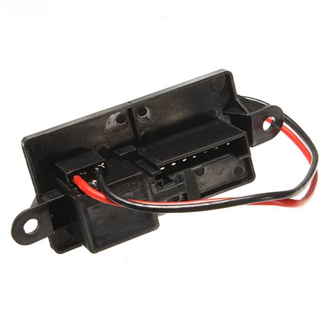 blower motor resistor replacement cost universal heater blower motor resistor 89019089 for gm chevrolet 1999 2005 us 11 49 sold out