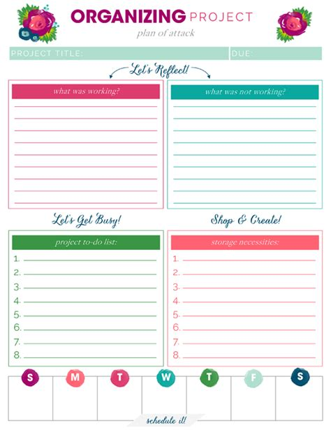 printable organization quiz for students iheart organizing getting organized in january our four
