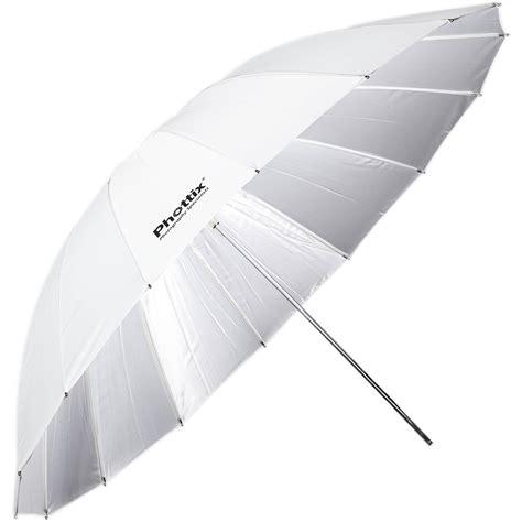 best shoot through umbrella phottix para pro shoot through umbrella 40 quot ph85363 b h