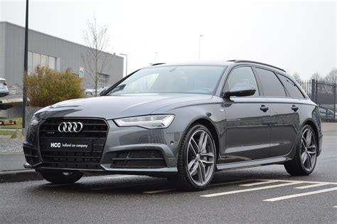 Audi A6 Avant 3 0 Tdi Quattro by Audi A6 Avant 3 0 Tdi Quattro S Line Edition 2017 Diesel