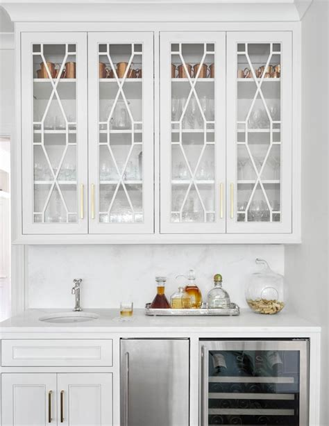 shocking wet bar decorating ideas for bewitching dining west 7th jenkins interiors beverage bar pinterest