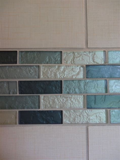 glass accent tiles for bathroom teal and turquoise glass tile