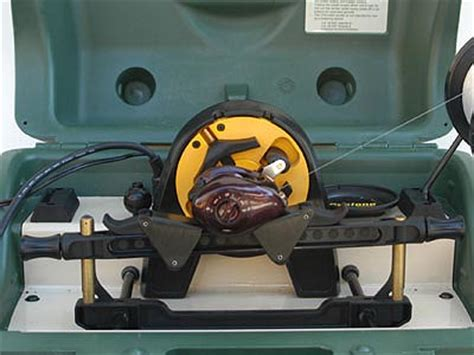 near new triangle sc125 line winder sold the hull boating and fishing forum frompo home page