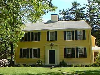 what is a colonial style house tips to retain the essence of a colonial style house