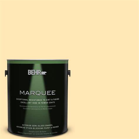 behr paint color vanilla behr marquee 1 gal p260 3 vanilla semi gloss