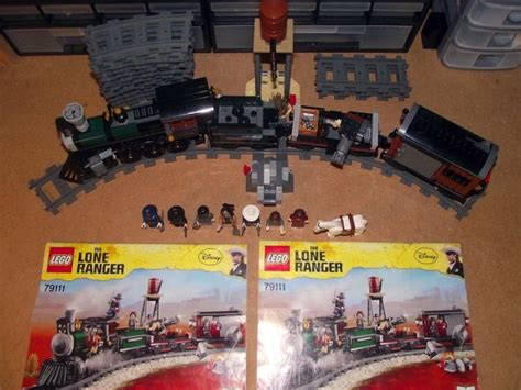 Toys Lego Lone Ranger Constitution 79111 lego lone ranger 79111 constitution 2013 for sale in adamstown wexford from martintds