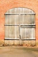 How To Build Swinging Barn Doors How To Build A Large Wooden Barn Door Ehow