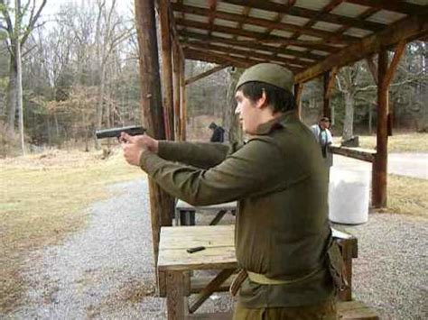 firing a zastava m57 (tokarev tt 33 knockoff) youtube