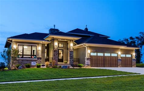 contemporary prairie style house plans the 25 best prairie style homes ideas on