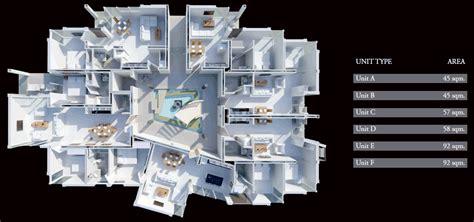 Floor Plans ? Horizon Residence