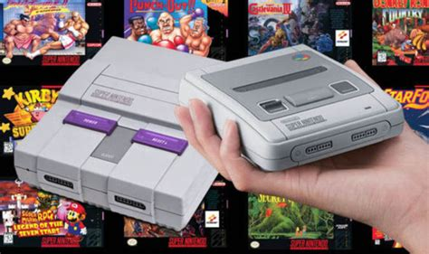 nintendo nes classic is palm size comes pre installed with 30 mikeshouts snes classic mini where to pre order list release date price gaming entertainment