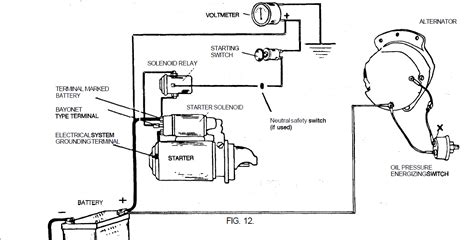 1983 ford alternator regulator wiring wiring diagram