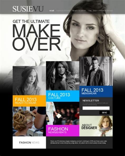 Gallery Makeup Website Templates