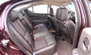 2008 Pontiac Grand Prix Interior Car And Driver