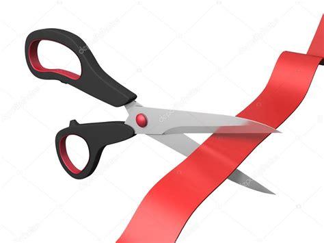 cortar imagenes tijeras cortando la cinta fotos de stock 169 revenant