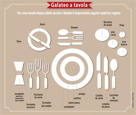 regole galateo a tavola come si apparecchia la tavola secondo il galateo