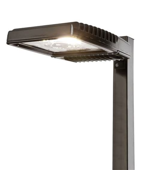 Outdoor Led Parking Lot Lighting Ge S Scalable Led Area Lights Bring Lots Of Options For Parking Lots Of All Sizes Ge Lighting
