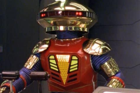 film robot power rangers bill hader to voice alpha 5 in power rangers movie polygon