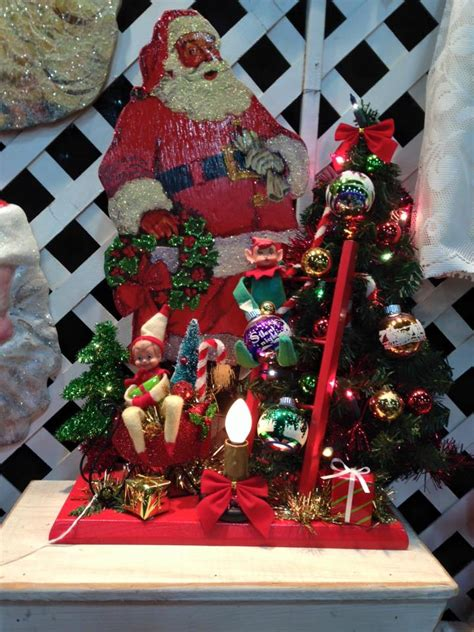 collection of wholesale vintage christmas decorations