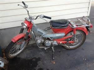 Honda Trail 90 For Sale 1970 Honda Trail 90 Motorcycles For Sale In Helena Mt
