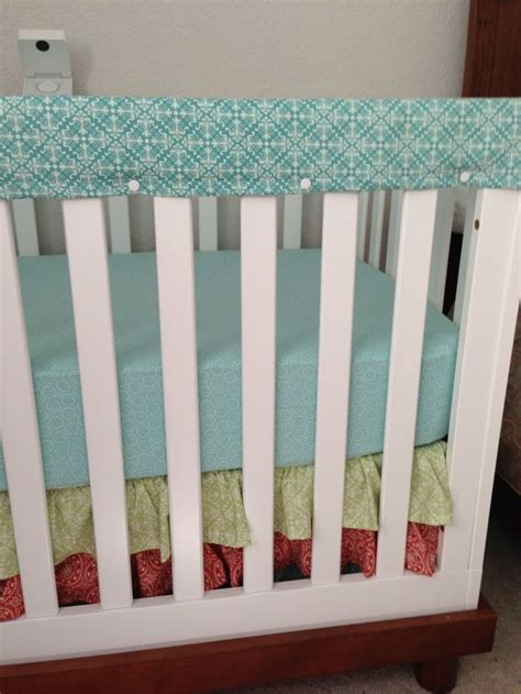 17 best ideas about crib teething guard on