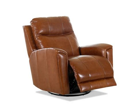 Reclining Swivel Leather Chairs Platinum Reclining Swivel Recliner Leather Chairs