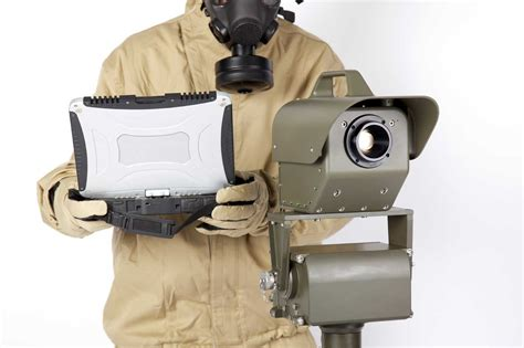 Cctv Second second sight infrared gas detector for chemical threat detection bertin instruments