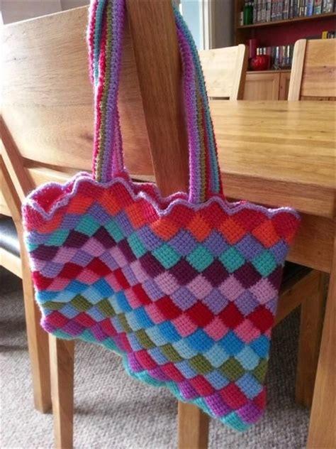easy crochet tote bag patterns