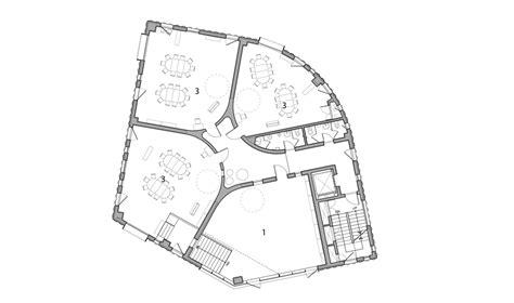 kindergarten school floor plan flower kindergarten by oa lab features curvy classrooms
