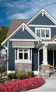 exterior paint color lakefront cottage with coastal interiors home bunch