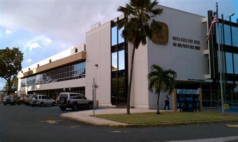 Roberto Clemente Post Office by Superintendencia De La Polic 237 A De San Juan