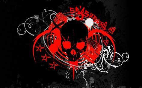 graffiti wallpaper erstellen red skull wallpapers hintergr 252 nde 1280x800 id 88290