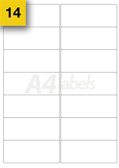 16 labels per page template 16 labels per page template gallery template design ideas