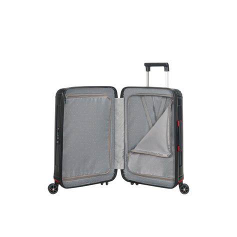 samsonite cabin luggage samsonite neopulse 4 wheel spinner cabin 55cm