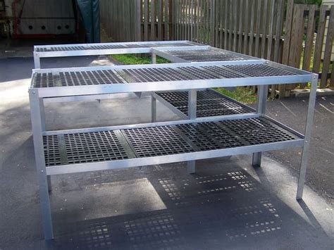 greenhouse benches plastic best 25 greenhouse benches ideas on pinterest