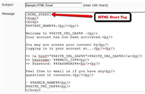 html tutorial how to insert image sending html email
