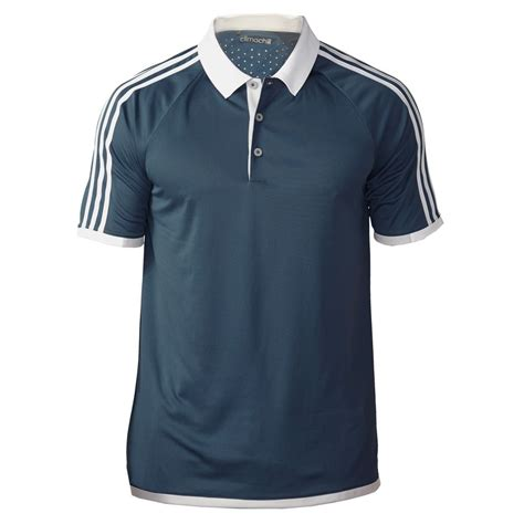 Polo Shirt Adidas Stripe Olog 2016 Adidas Mens Climachill 3 Striped Competition Golf