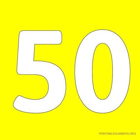 printable numbers 1 50 printable numbers 1 50 yellow printable numbers org