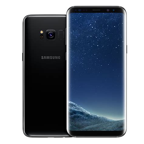 Amsung Galaxy S8 Black samsung galaxy s8 plus midnight black android phones 1st choice rentals