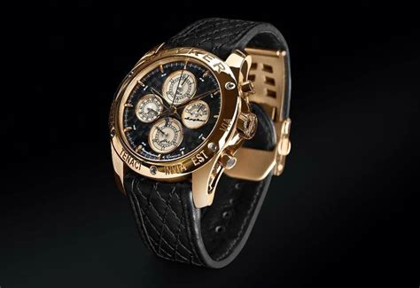 Watches Exclusively At by Spyker Launches Exclusive Timepiece Collection