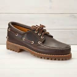 boating shoes timberland authentic boat shoe brown shoes from the
