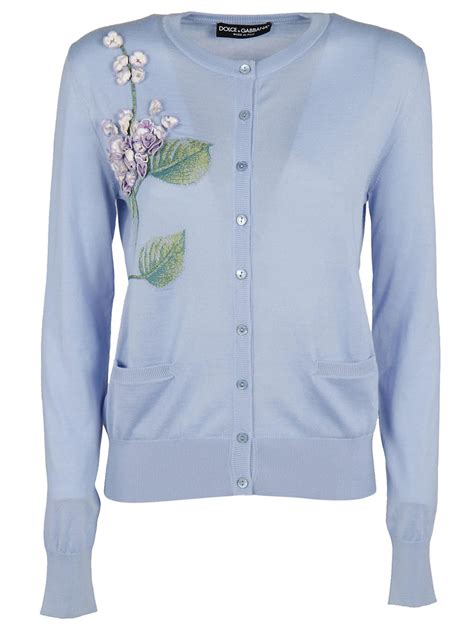 Floral Embroidered Cardigan dolce gabbana dolce gabbana floral embroidered