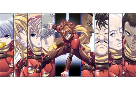 new mangas cyborg 009 call of justice new on comic clear