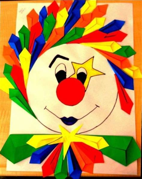 clown crafts for 42 best images about clown crafts on