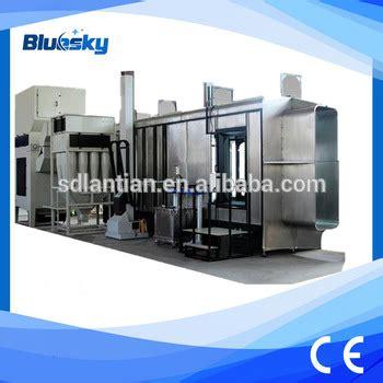 powder coating with infrared l alibaba china powder coat spray booth infrared microwave