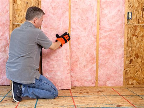 Fibreglass Insulation In Basements Is How To Choose Insulation Insulation Materials Where