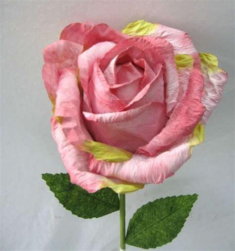 fiori in carta idee per fiori di carta fai da te foto nanopress donna
