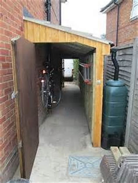 building a lean to on side of house 25 best ideas about bike shed on pinterest garden bike storage outdoor bike